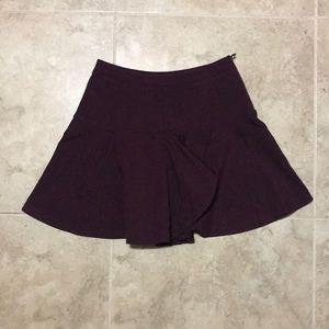 Aritzia Sunday Best Mini Skirt NWOT